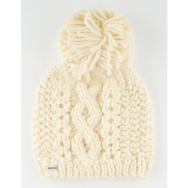 945b8c383dc Burton Katie Joe Beanie ( 30) ❤ liked on Polyvore featuring accessories