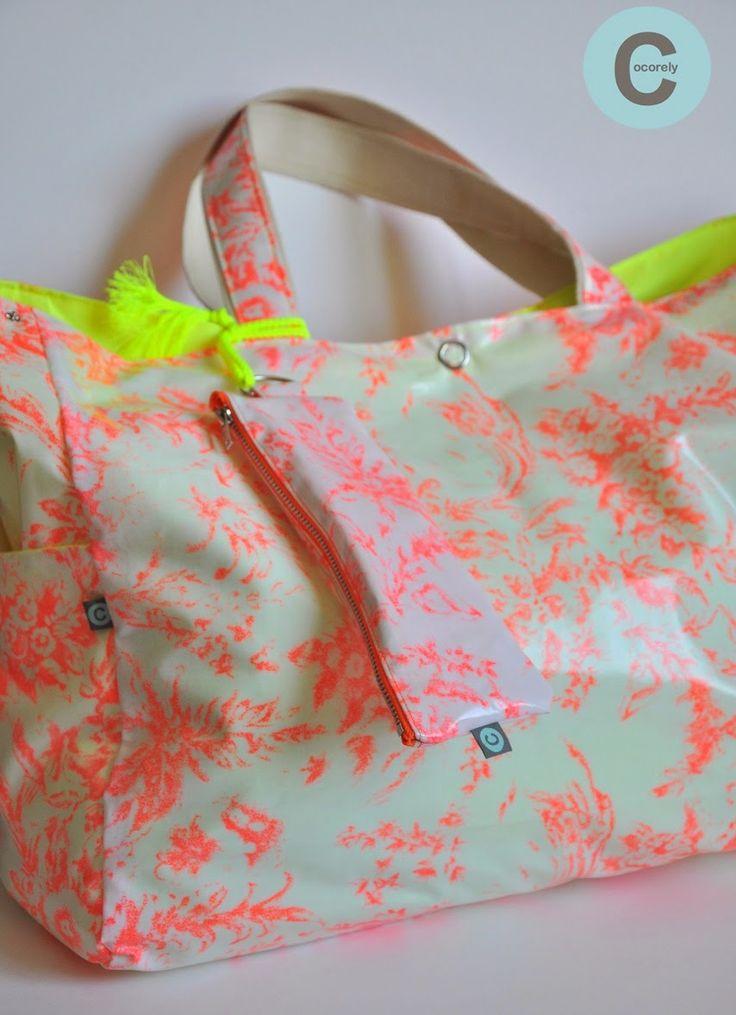 Les 25 Meilleures Id Es Concernant Sac Plage Sur Pinterest Tote Bag Sac De Plage Et Cabas De