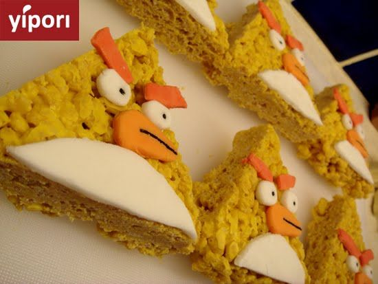 Yipori: Off Topic: Angry Birds Cakes