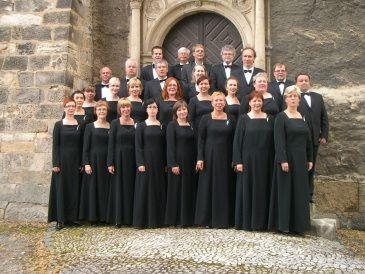 Lahti Chamber Choir is performing Fri 6 September at 7 p.m. Sibelius Hall.