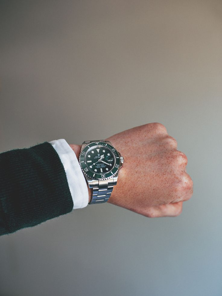 Rolex Submariner 11610lv Aka Hulk Watches Pinterest