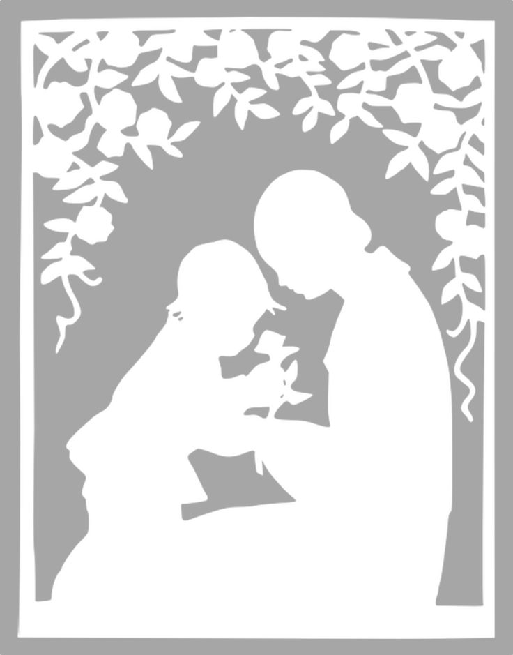 Resource image within printable stencil paper
