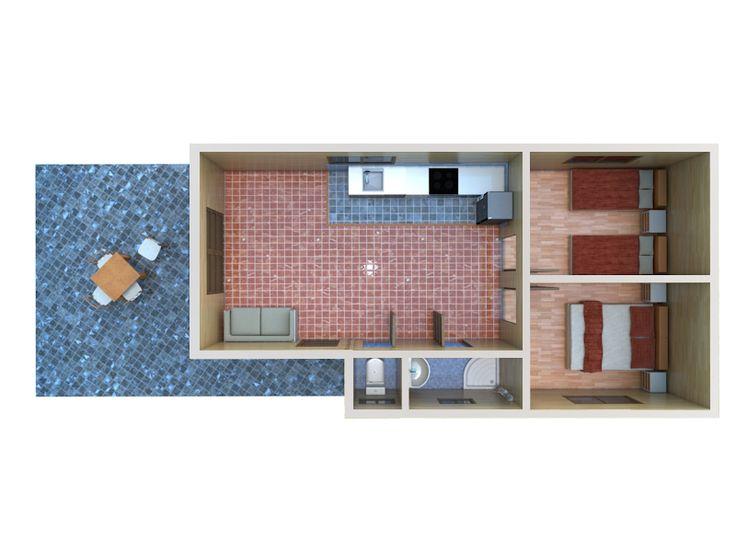 18 best images about casas de madera medianas on pinterest - Casas de madera valencia precios ...