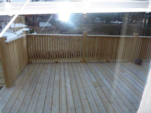 skal om 2 uker begynne å bygge veranda. å i den forbindelse så trenger jeg tips til utformingen av rekverket. har noen bilder eller linker av noen rekverk. det skalkunn bygges i imp-material. ikke noe