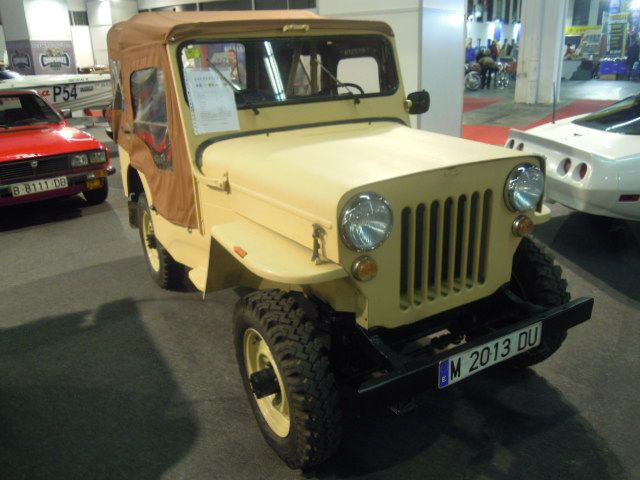 Jeep CJ3B de 1972.