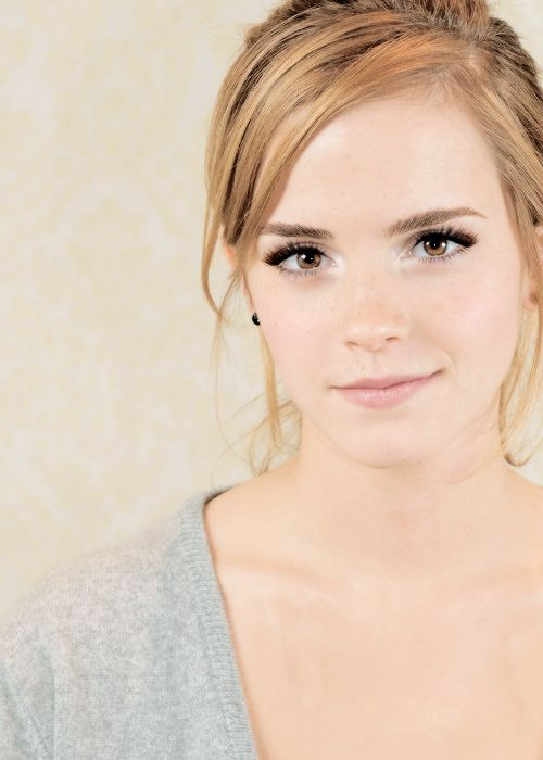 The wonderful and radiant actress, Emma Watson ... she just can't make a bad picture!