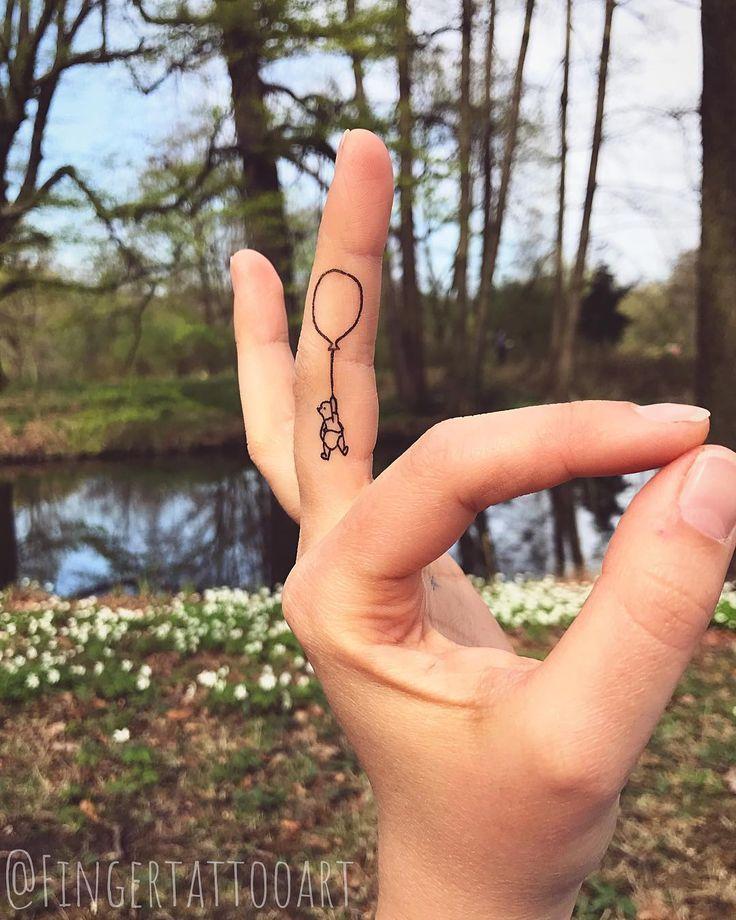Little Disney Tattoos; Minimalist tattoo designs inspired by Walt Disney movies; …