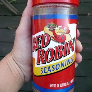 Red Robin Seasoning is listed (or ranked) 1 on the list Red Robin Recipes
