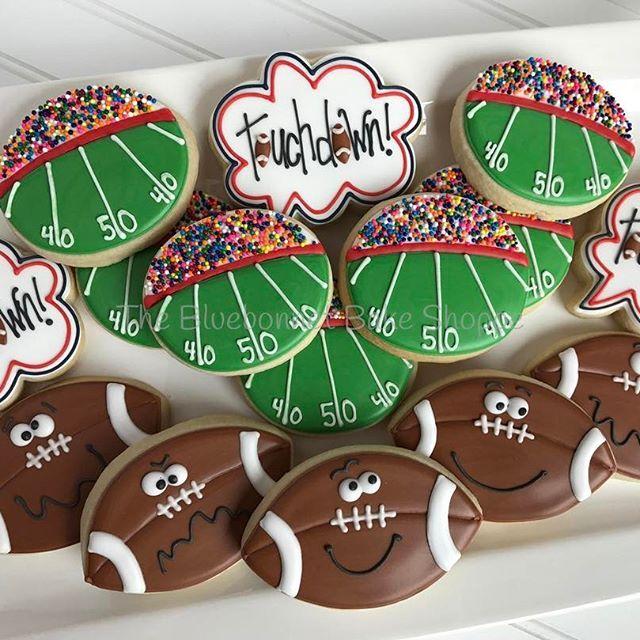 Game day cookies!! #decoratedcookies #kingwoodtx #portertx #newcaneytx
