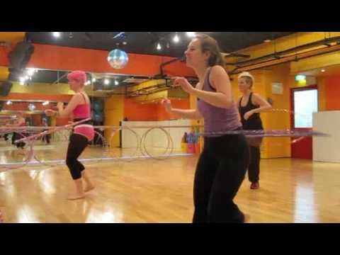 Hula Hoop Weight loss and fitness | Waistline Design - Hoop Fitness | Free video Dance Lesson