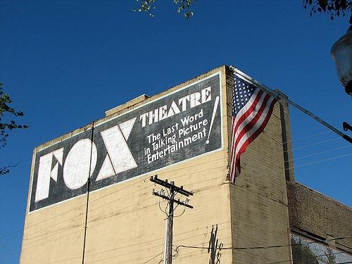Fox Theatre - Centralia, Washington