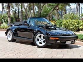 1987 Porsche 911 Turbo Cabriolet
