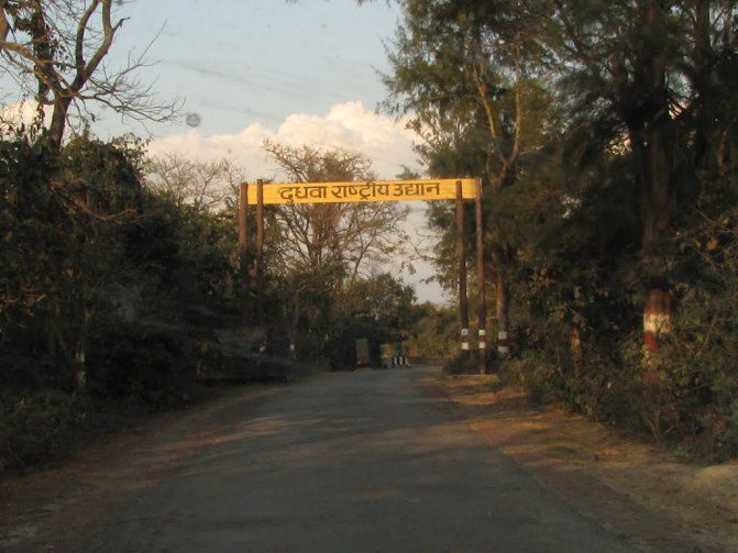 #Dudhwa_National_Park, #Lakhimpur_Kheri, UP -I have been to many sanctuaries but never been to one this beautiful. If you are a wildlife lover then you should most definitely visit dudhwa national park in lakhimpur kheri district of #Uttar_pradesh state.