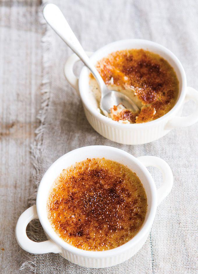 Crème brûlée - nagerechten.be
