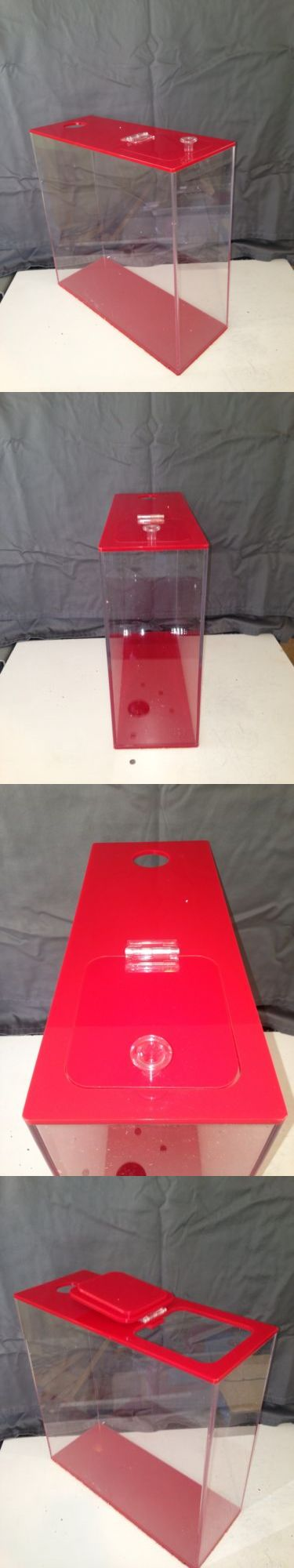 Other Fish and Aquarium Supplies 8444: Acrylic Aquarium Auto Topoff (Ato) Reef Reservoir/Container BUY IT NOW ONLY: $99.0