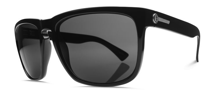 Electric Knoxville XL Gloss Black Polarised Sunglasses EE11201642