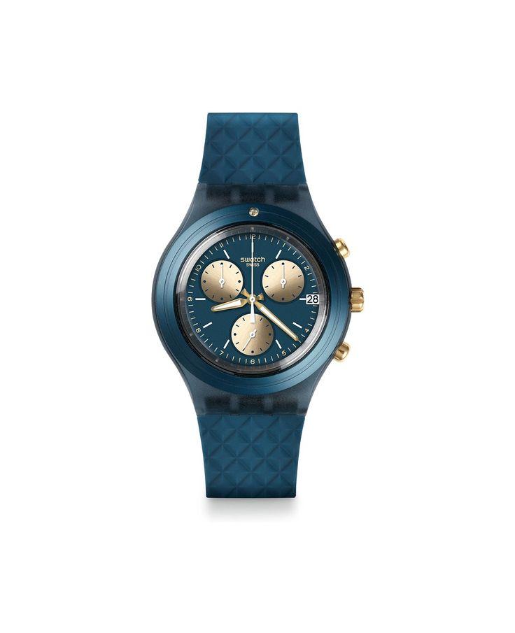 Swatch ARDOISE SVCN4006 Damenchronograph | uhr24