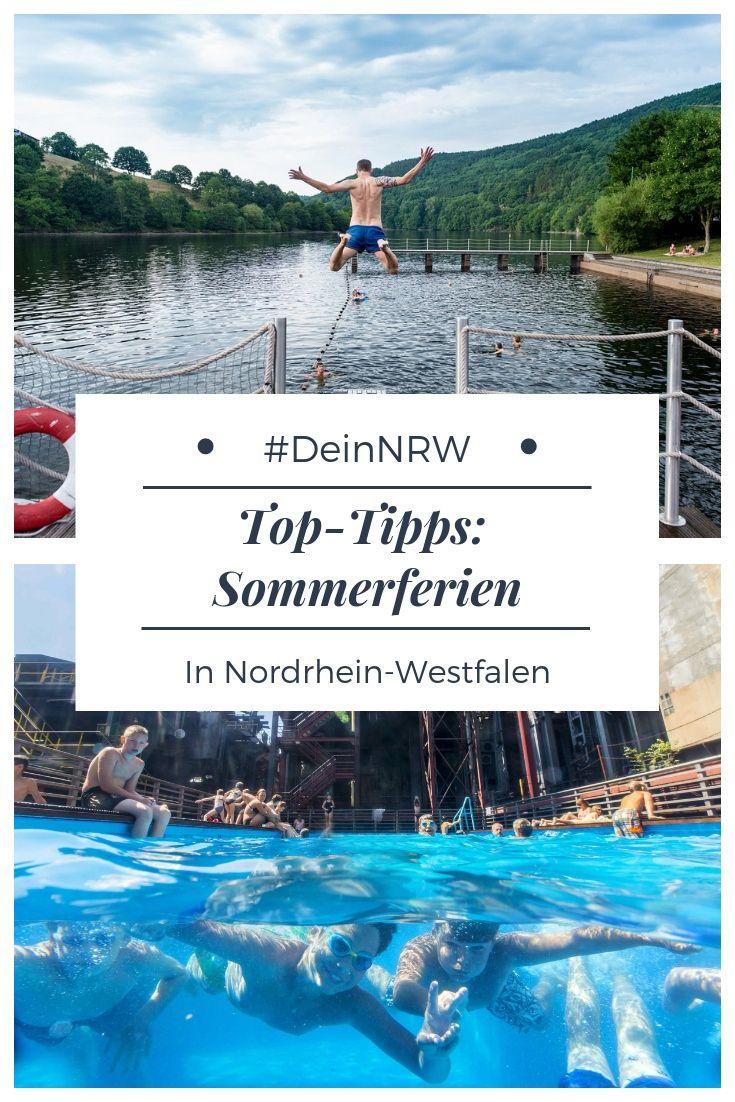 Tipps Fur Die Sommerferien In Nordrhein Westfalen Ferien Ausflug Urlaub Reisen