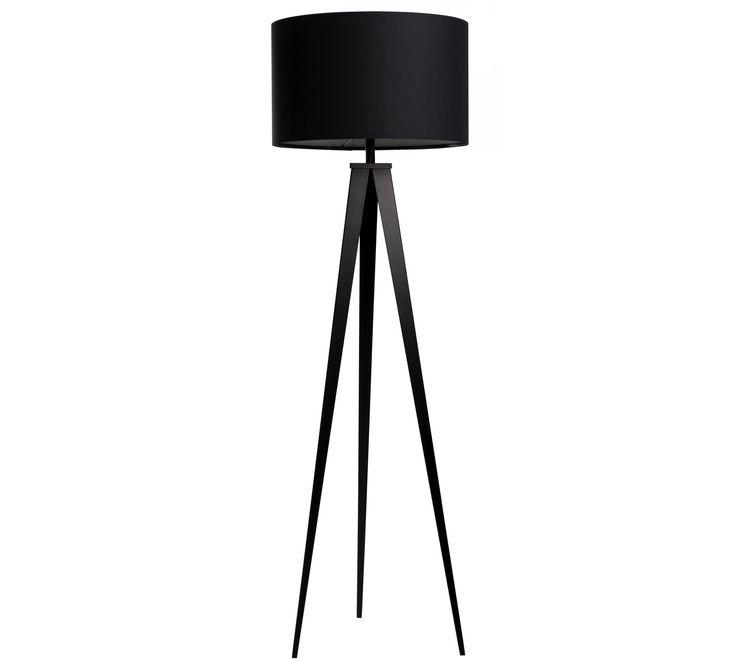 158€ Zuiver - Stehlampe TRIPOD Schwarz 10003914