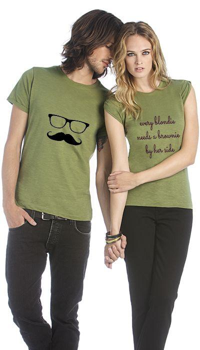 Nuovo colore per il modello #vintage del catalogo delle #magliette Eshirt, sia da uomo (http://bit.ly/hipstertshirt) che da donna (http://bit.ly/everyblondie)!