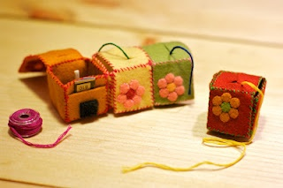 Tutorial: Embroidery Floss Travel Box