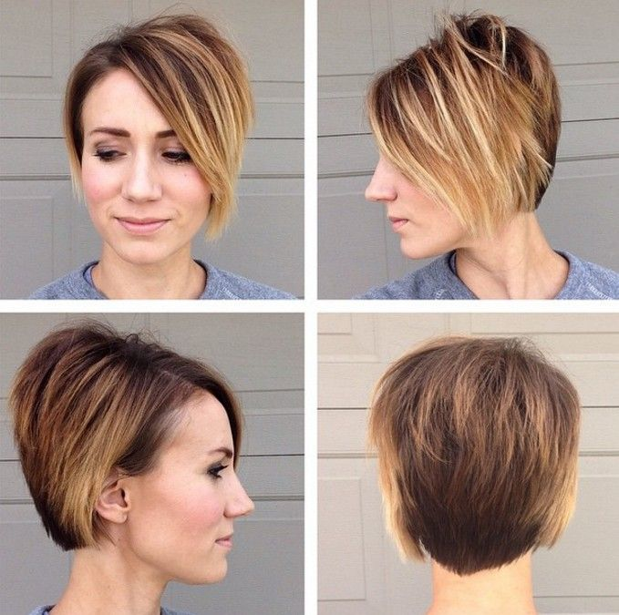 The long pixie cut can be a perfect transition between a short hairdo and medium style. It has plenty of funky layers to flaunt and will frame the face perfectly. Besides, it is also an effective hairstyle that considered as low- maintenance. You can wear an easy pixie cut for almost every occasion. Today, let's …