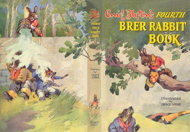 Enid Blyton's Fourth Brer Rabbit Book by Enid Blyton