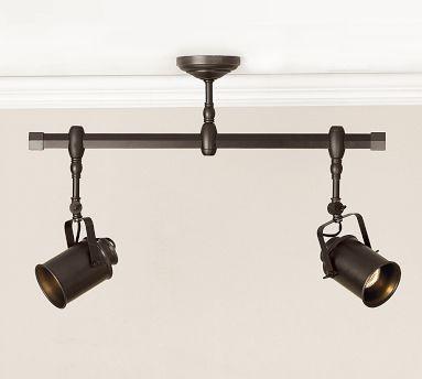 track lighting options. track lighting options to stretch the light from center of bathroom over shower o