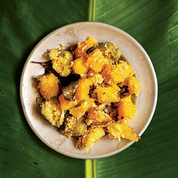 Ghanta Tarkari (Mixed Vegetable Coconut Curry)