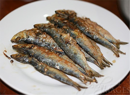 how to cook red herring fish