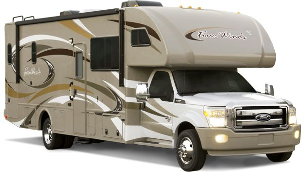 New Motorhomes | Top Diesel Pushers, Class C, Class B Plus, & Class A RV Brands by Thor Motor Coach