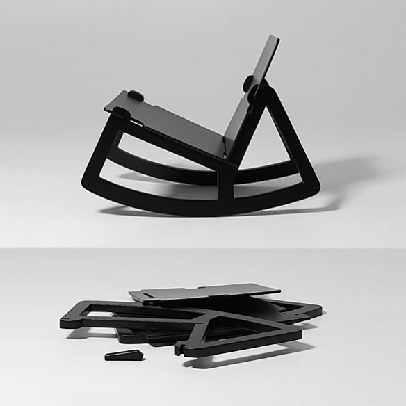 Rock Chair by Fredrik Färg for Design House Stockholm.