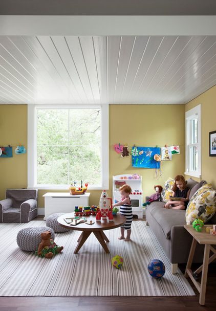 Modern Kids Playroom