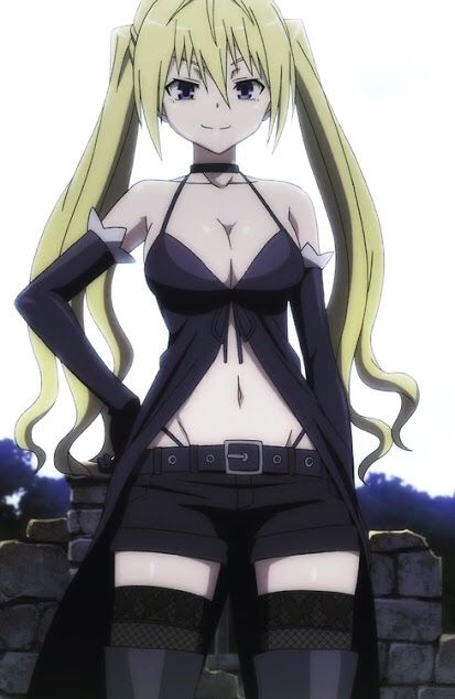 liese from trinity seven