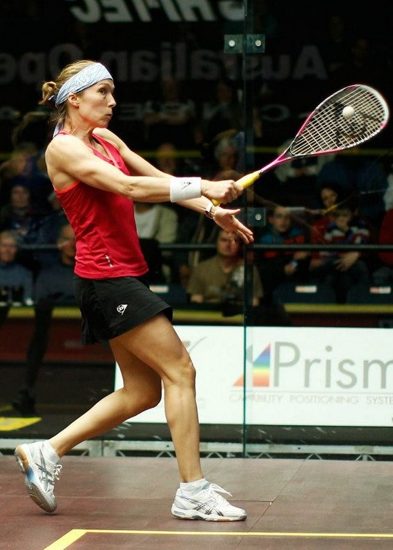 Squash >> Madeline Perry