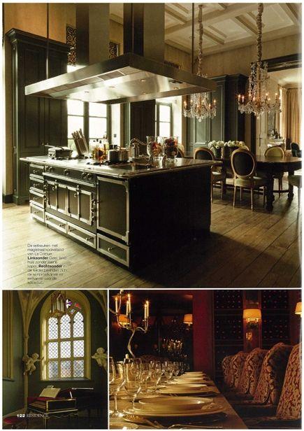 La Cornue Kitchen Designs Mesmerizing Design Review