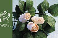 Цветы из фоамирана мастер-классы