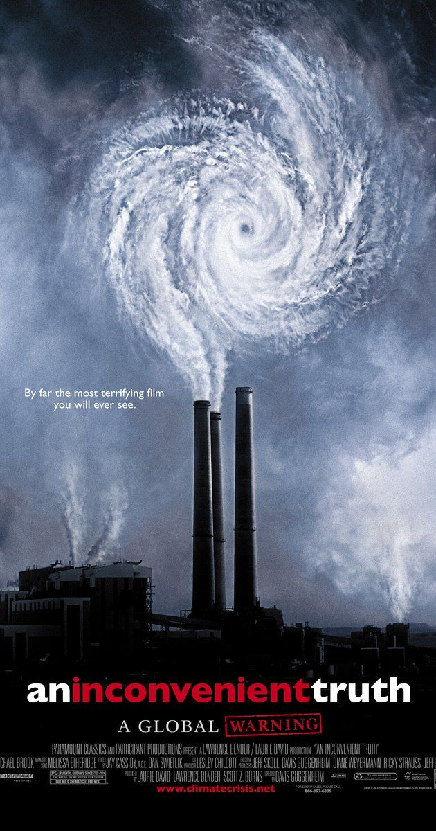 Directed by Davis Guggenheim.  With Al Gore, Billy West, George Bush, George W. Bush. Director Davis Guggenheim eloquently weaves the science of global warming with Al Gore's personal history and lifelong commitment to reversing the effects of global climate change in the most talked-about documentary at Sundance.