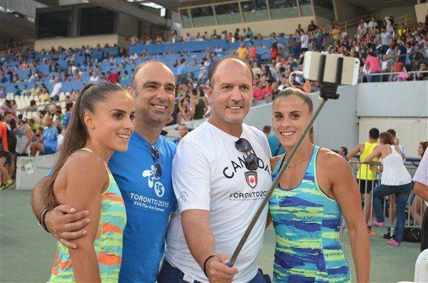 Οι πραγματικοί πρωταγωνιστές - SPORTSFEED with Champions Anna & Eirini Vasileiou !!!