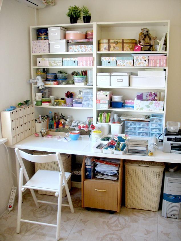7 советов для создания шикарного рабочего места - Ярмарка Мастеров - ручная работа, handmade