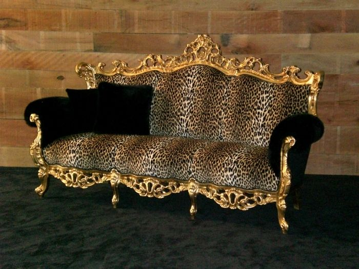 Gold and leopard I need my own little leopard hideout!!!!