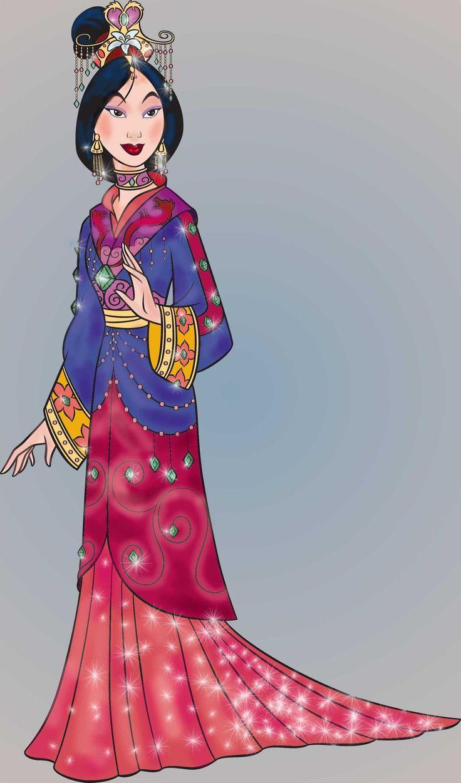 The origin and the legend of hua mulan