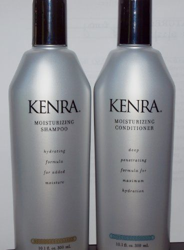 Kenra Moisturizing Shampoo 10.1oz and Conditioner 10.1 duo by Kenra. $21.94. Hydrating Formula for added moisture Deep penetrating formula for maximum hydration