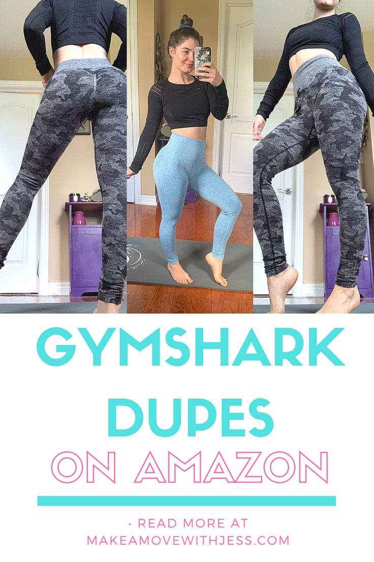 GYMSHARK DUPES ON AMAZON! in 2020 Gymshark, Gymshark