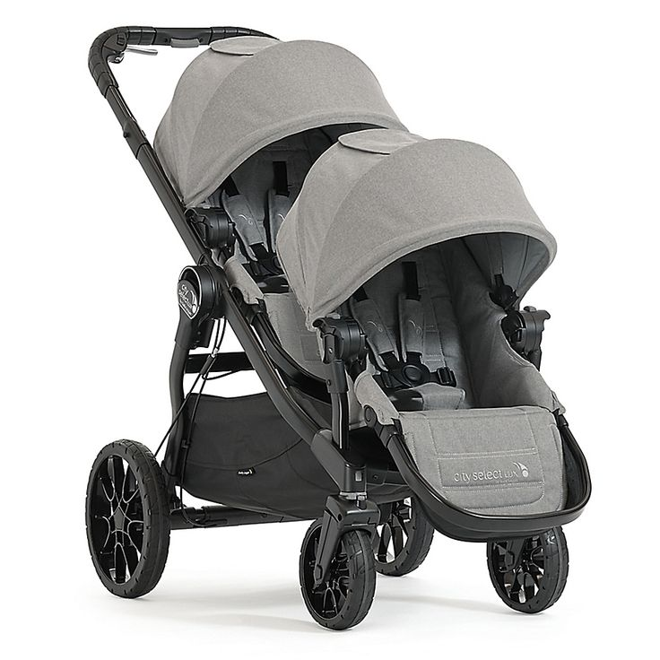 Baby Jogger Stroller City select Front  Wheel Black Toddler NEW Baby Parts Pair