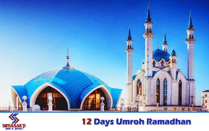 Paket Umroh Ramadhan Juni 2017 – SimaSakti Umroh