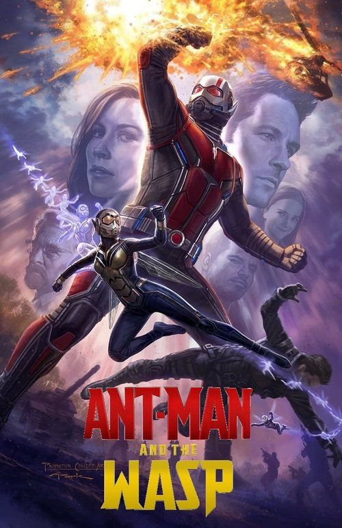 Watch Ant-Man and the Wasp Full Movie Online
