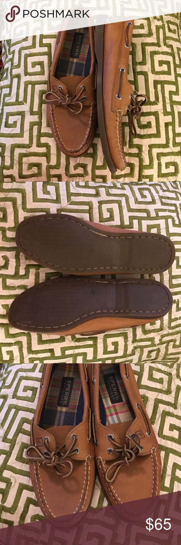 Sperry Top-Sider Shoes! Sperry Top-Sider Shoes! Only worn a handful of times! Women's size 8.5! Sperry Top-Sider Shoes Flats & Loafers