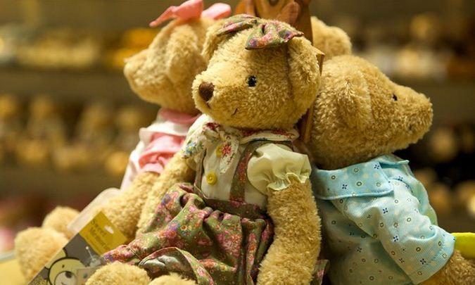 museum teddy bear korea selatan