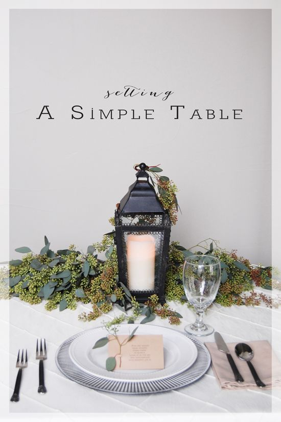 simple elegant party decorations for adults | POSTED BY: nikkol ON November 15, 2012 | POSTED IN: Printables | Post ...